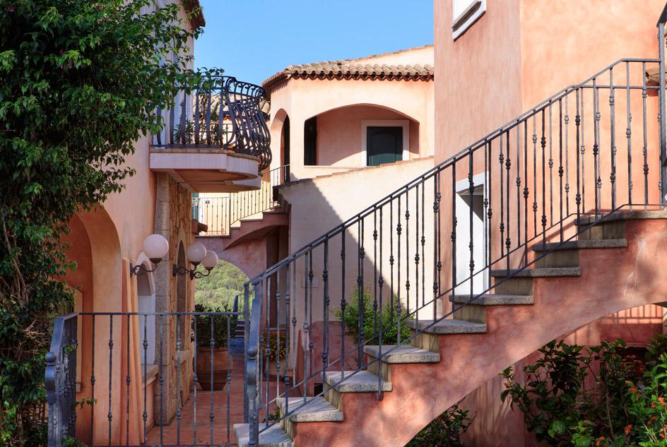 Hotel La Rocca Resort - Baja Sardinia - Costa Smeralda