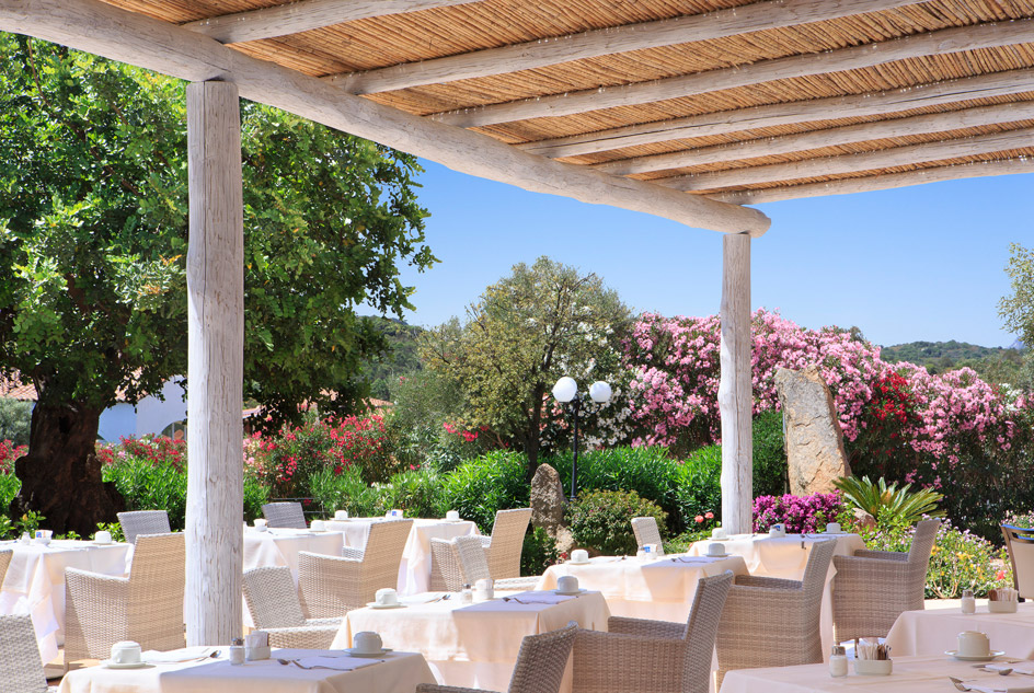 Ristorante - Hotel La Rocca Resort - Baja Sardinia