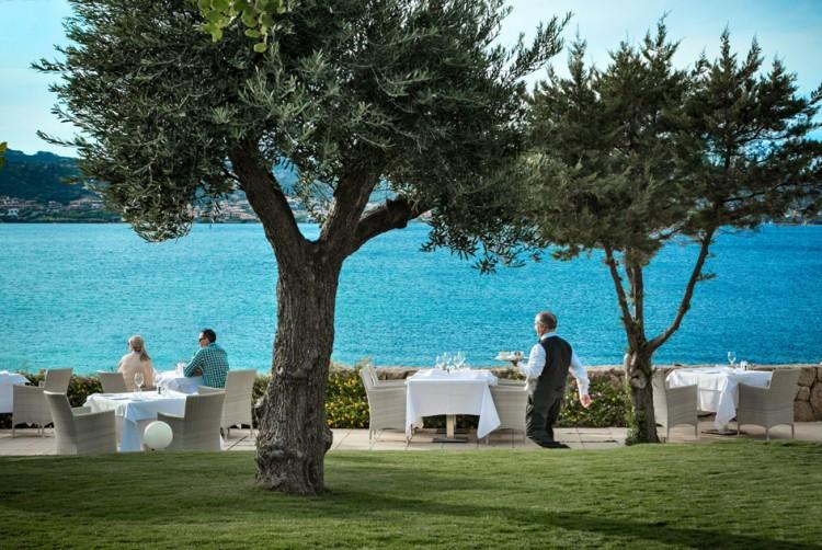 Rocca Beach Restaurant Sardinia