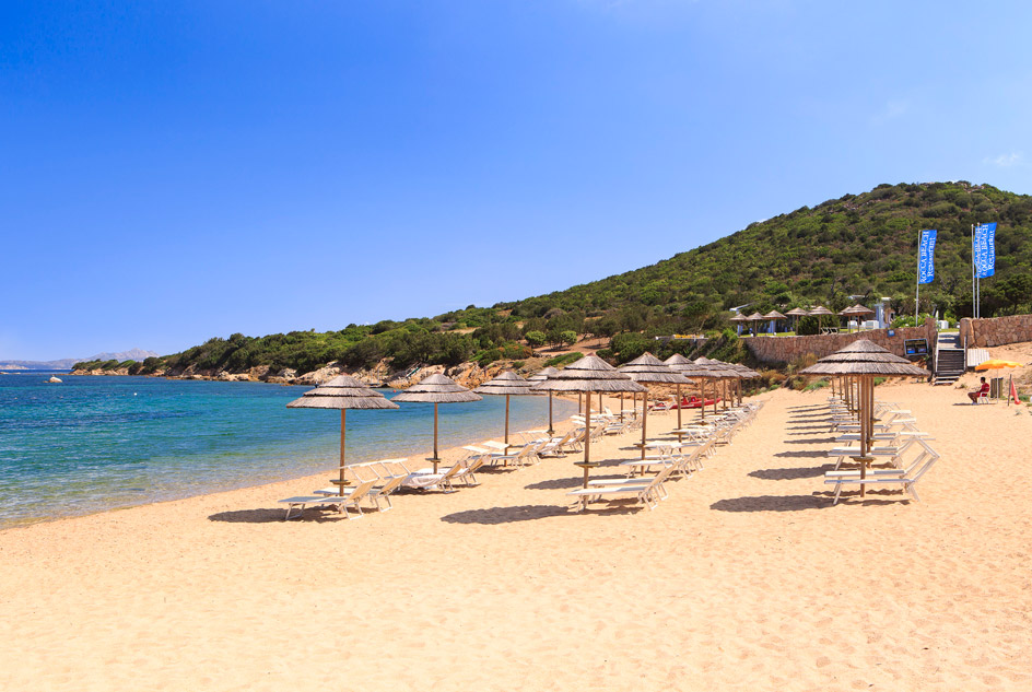 Private Beach Sardinia2
