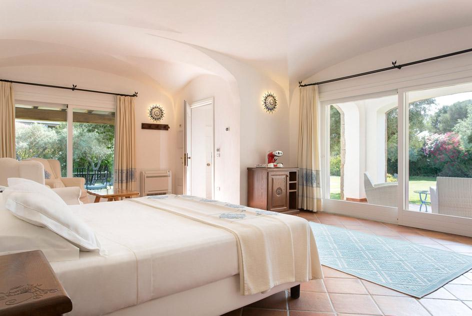 Villa del Parco - Baja Sardinia - Costa Smeralda